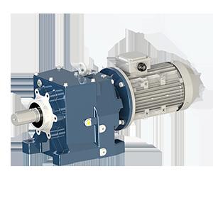Image - Inline Gear Motor
