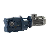 Image - Bevel Helical Gearbox