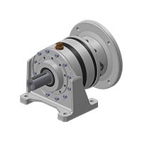 Image of a planetary gearbox
